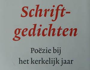 Omslag publicatie Schriftgedichten