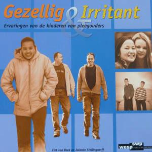 Omslag publicatie Gezellig & Irritant Fiet van Beek