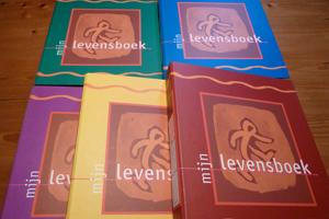 omslag publicatie Fiet van Beek Werken met levensverhalen en levensboeken