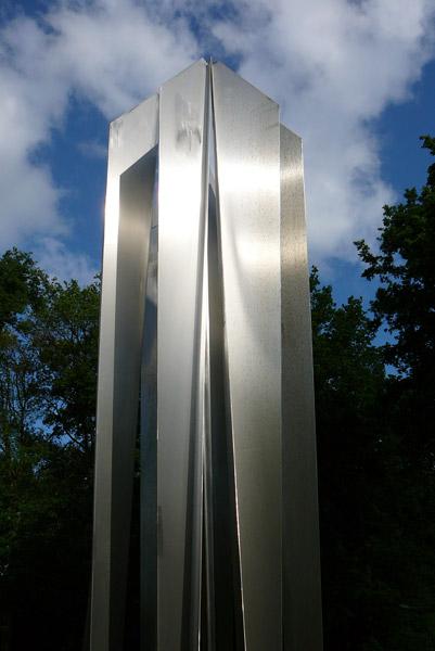 Sculptuur: Octa Folio, John Spek PIC © 2008 Fiet van Beek