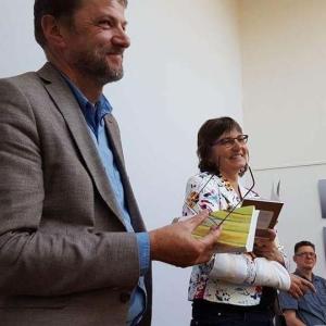 Alfred Valstar, Fiet van Beek en Jan Springintveld